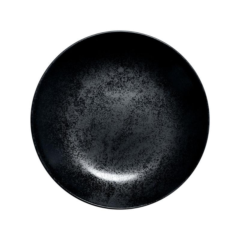 Talíř hluboký 120 cl - černá