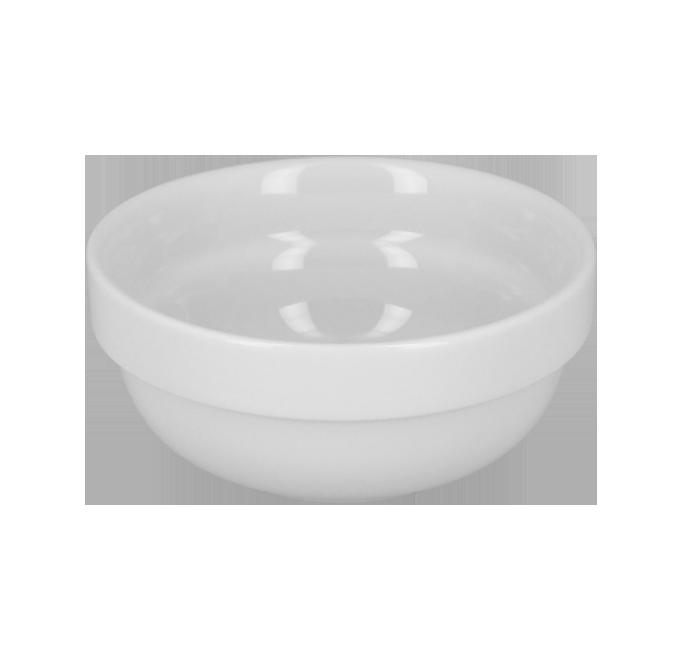 Kulatý Stohovatelná dish Minimax
