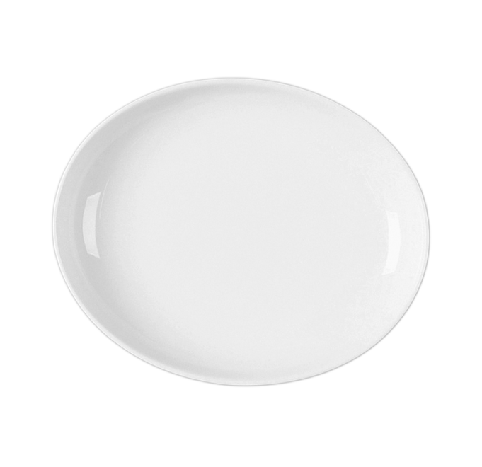 Oválný talíř rimless Minimax