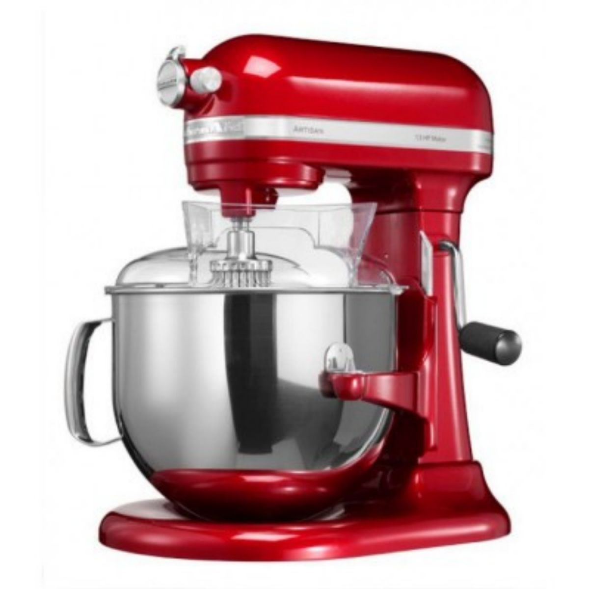 Kuchyňský robot s mísou 6,9 l červený