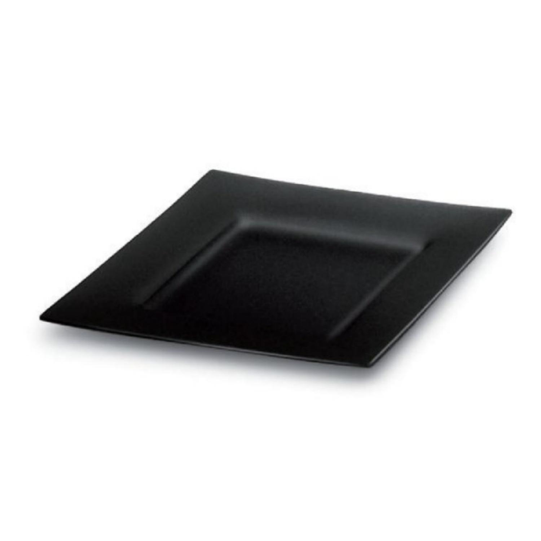 Talíř mělký plexisklo 30 x 30 cm