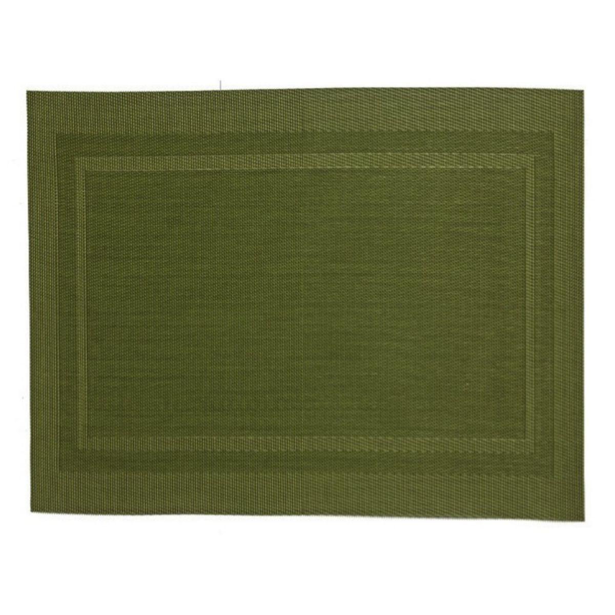 Prostírání 450x300 mm, zelená