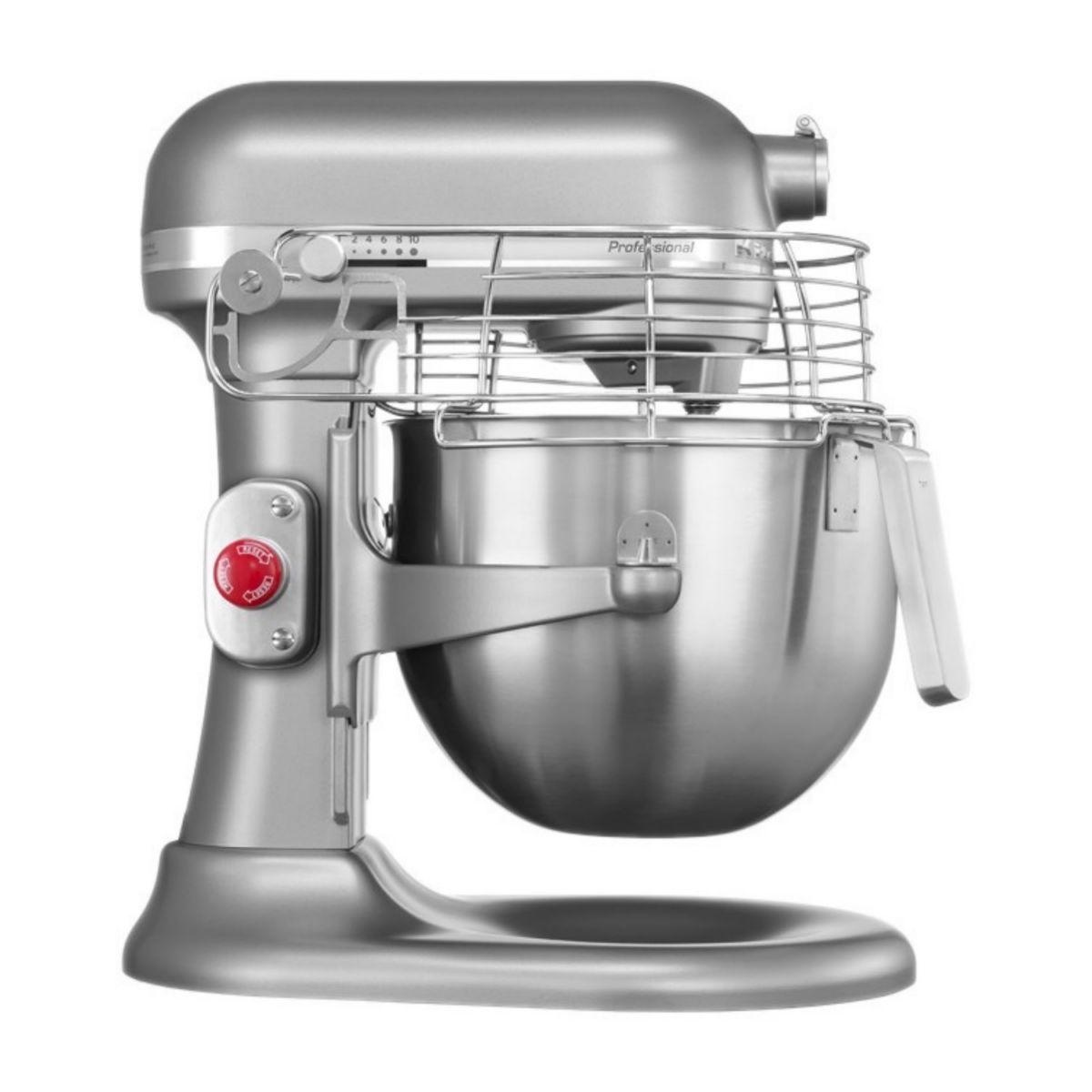 Kuchyňský robot Professional 6,9 l štříbrný