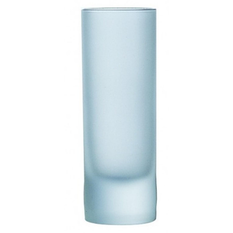 ISLANDE sklenička 6 cl, matná