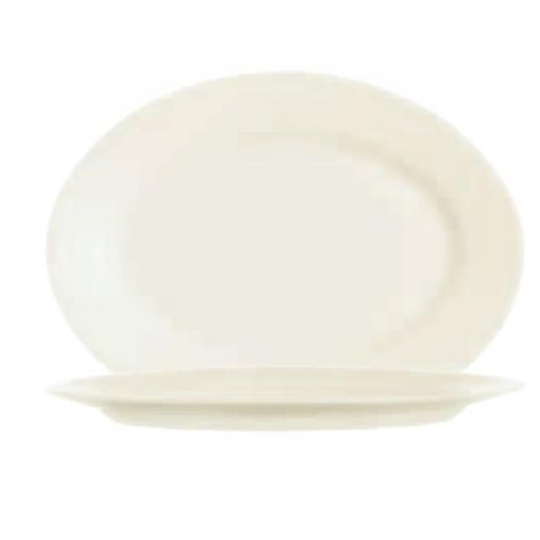 ZENIX Intensity oválný talíř 35 cm