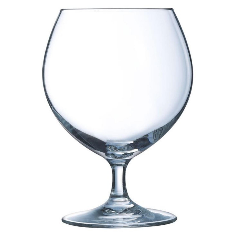 MALEA sklenice 58 cl na noze, multi