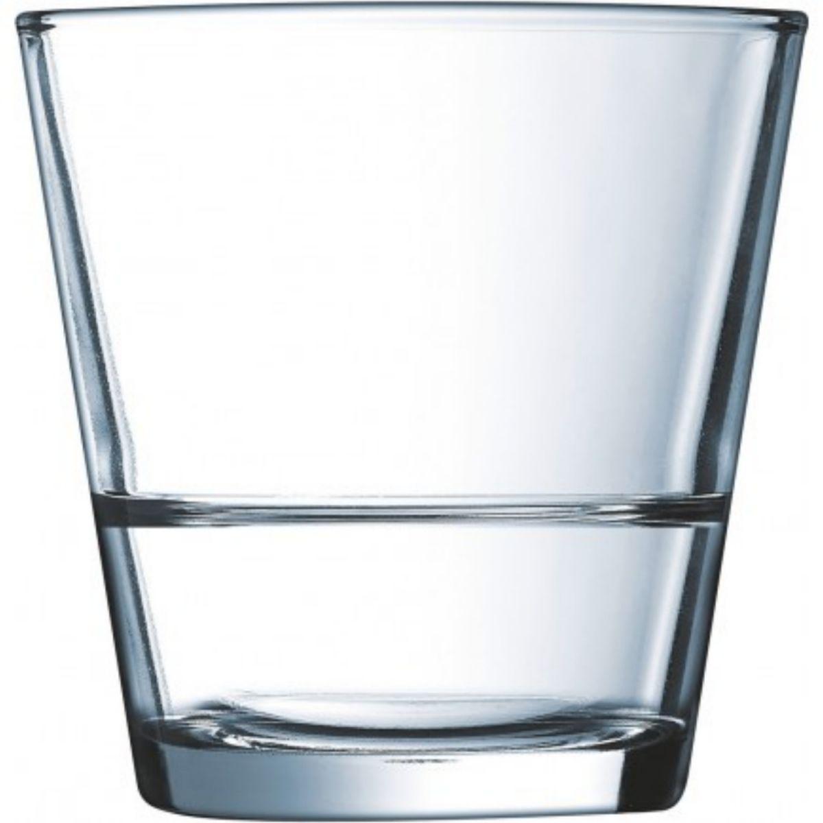 STACK UP sklenice stohovatelná 32 cl