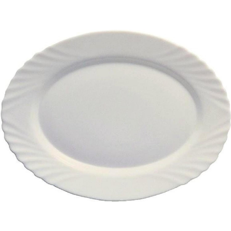 Bormioli Rocco Ebro talíř oválný pr. 36 cm