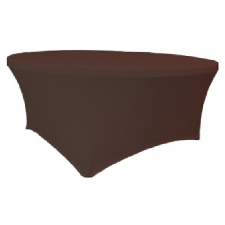 Potah na stoly Planet - Verlo čokoláda