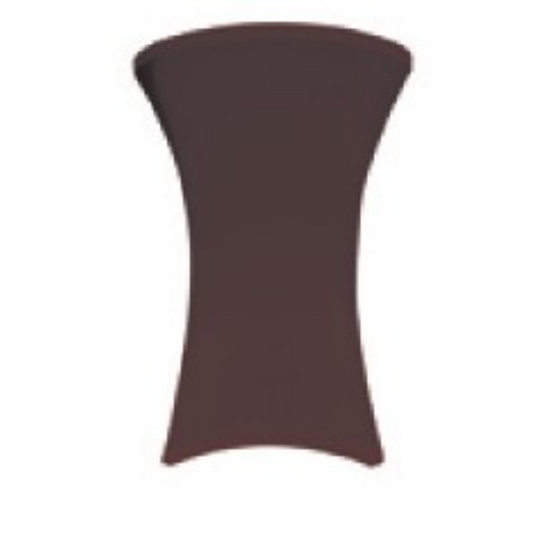 Potah na stůl Cocktail 80 čokoláda
