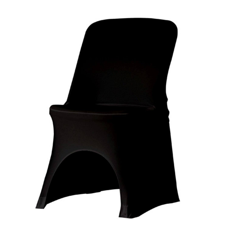 Potah na židli Alex černý