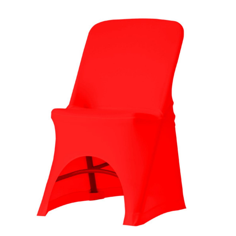 Potah na židli Alex červený