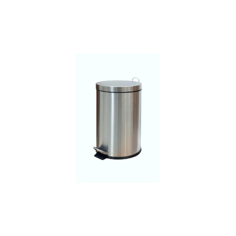 Koš odpadkový nášlapný 12l