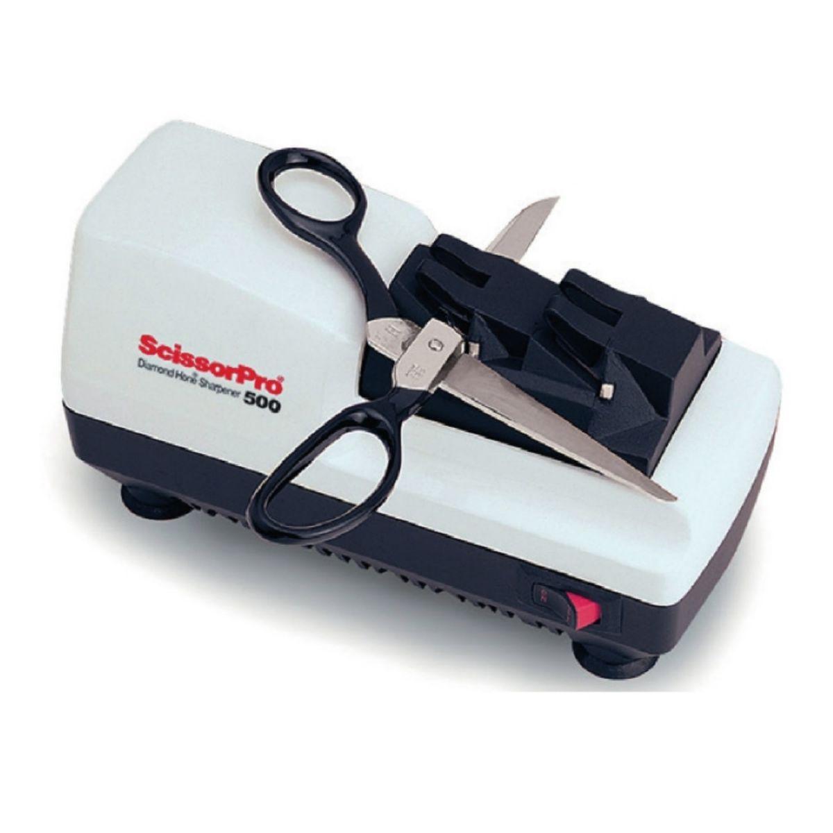 Elektrický brusič nůžek ScissorPro® CC-500