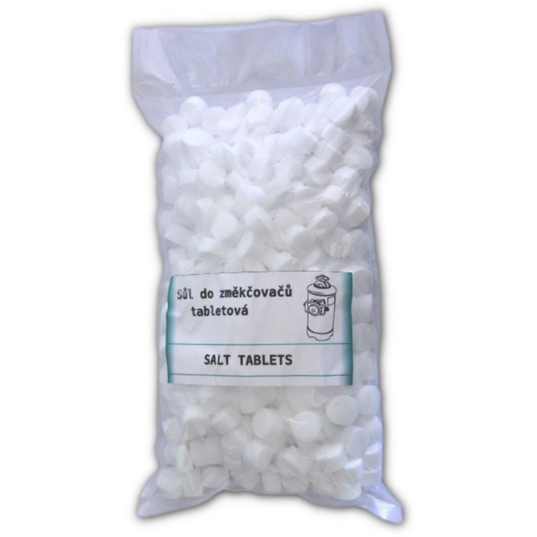 UWIS salt tablets 25 kg