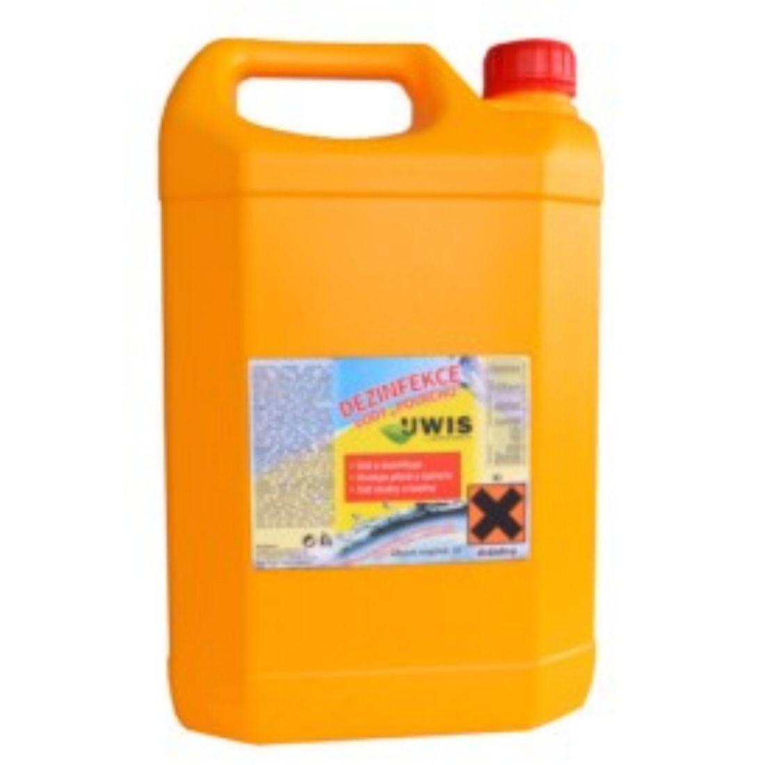 UWIS dezinfekce vody 5 l
