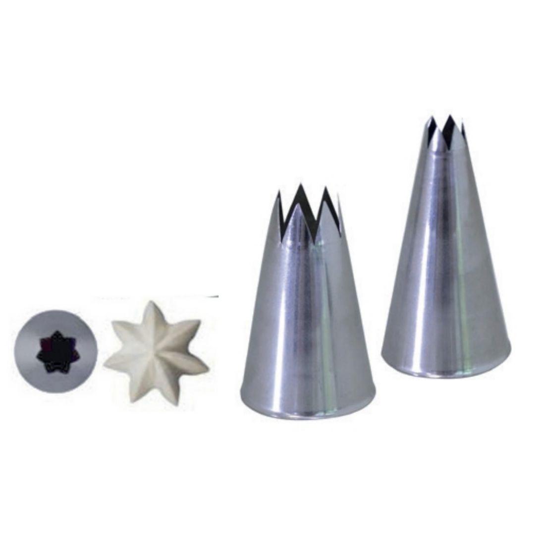 Koncovka lisovaná hvězda pr. 3,5 mm