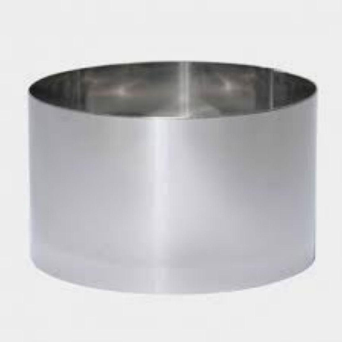 Forma kruhová vysoká pr. 12 cm