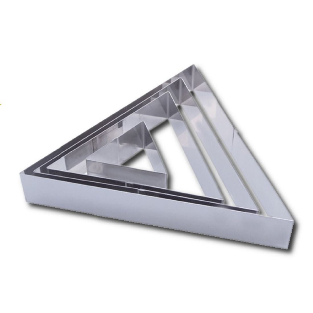 Forma trojúhelníková 94 x 45 mm