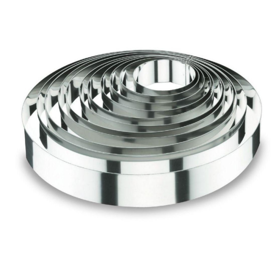 Forma kruhová pr.10 cm