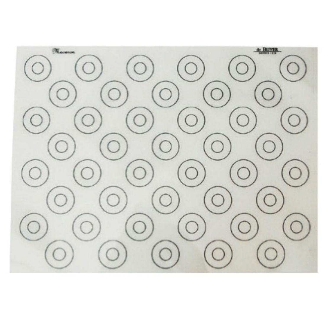 Podložka silikonová Macaron 40x30 cm