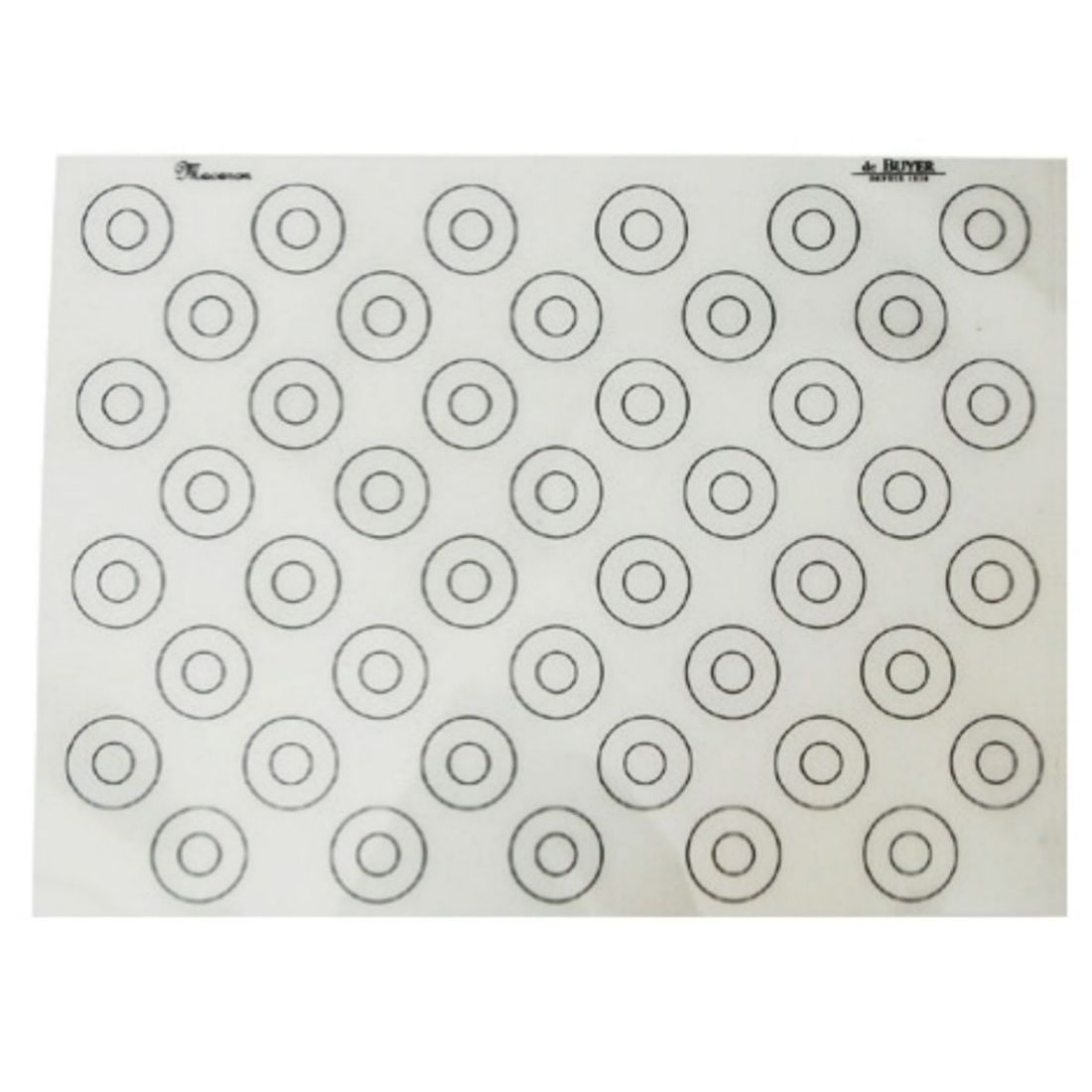 Podložka silikonová Macaron 60x40 cm