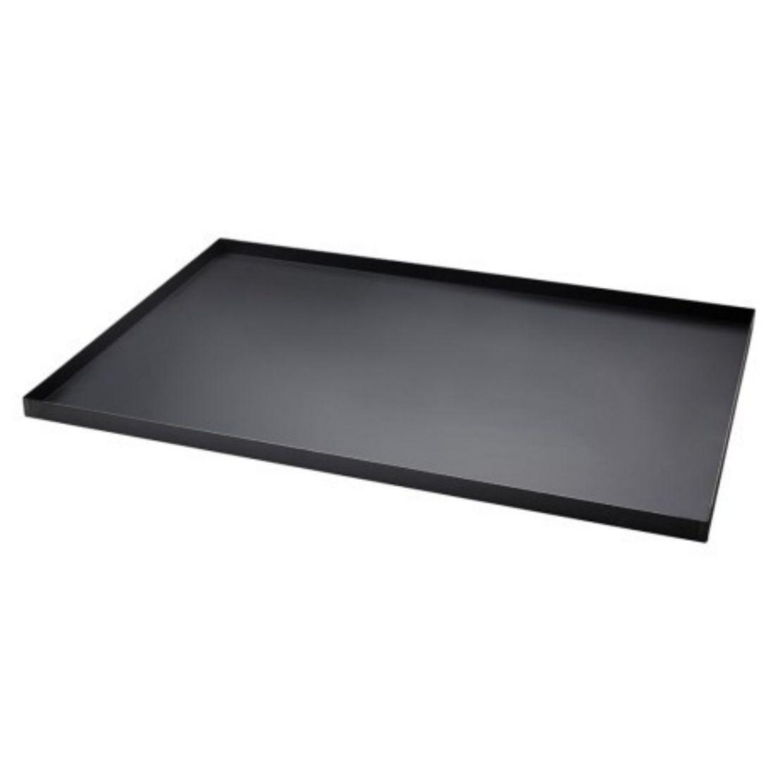 Plech na pečení 530 x 325 x 20 mm ocelový