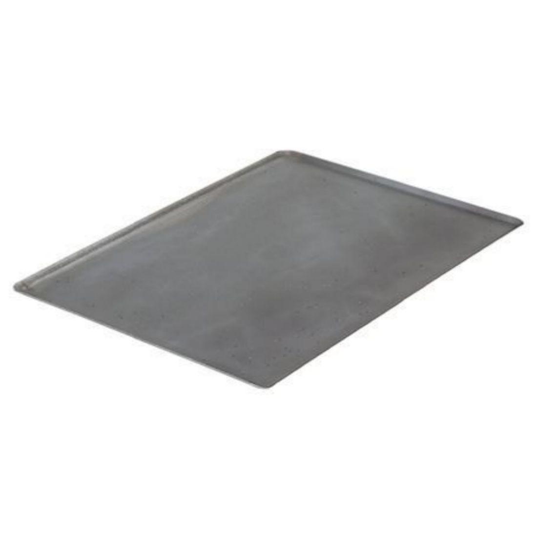 Plech na pečení 530 x 325 x 10 ocelový