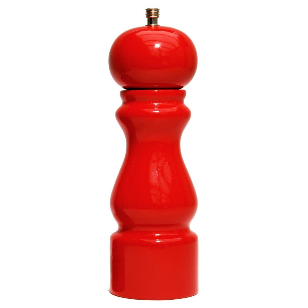 RUMBA mlýnek na pepř, červený, 20 cm