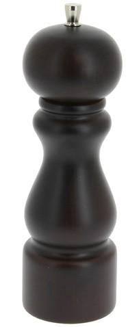 RUMBA mlýnek na sůl, tmavý, 10 cm