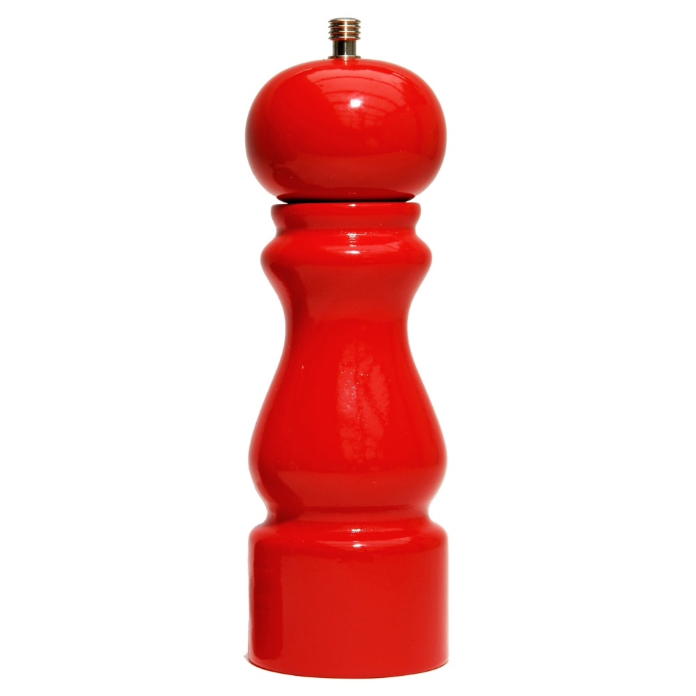 Marlux RUMBA mlýnek na sůl, červený, 20 cm