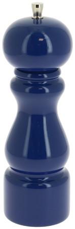 RUMBA mlýnek na sůl, modrý, 20 cm