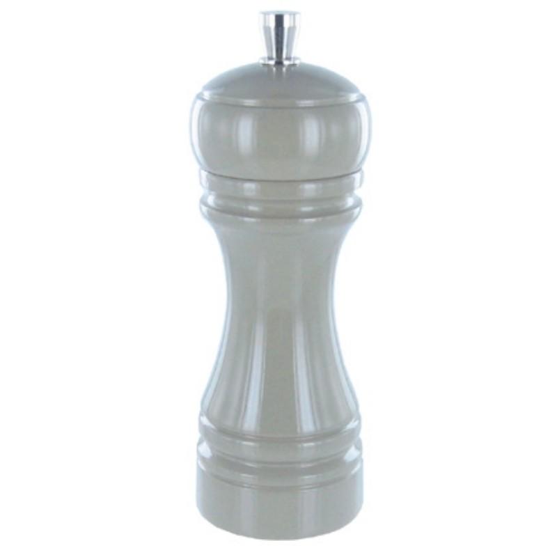 Java mlýnek na sůl,  tmavě šedý, 14 cm