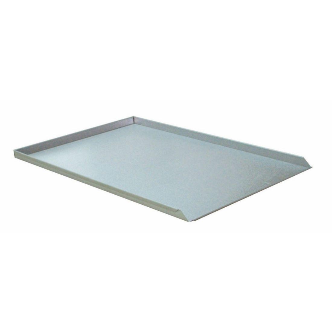 Plech aluminium, 600x400x20 mm, tl. 2,0 mm