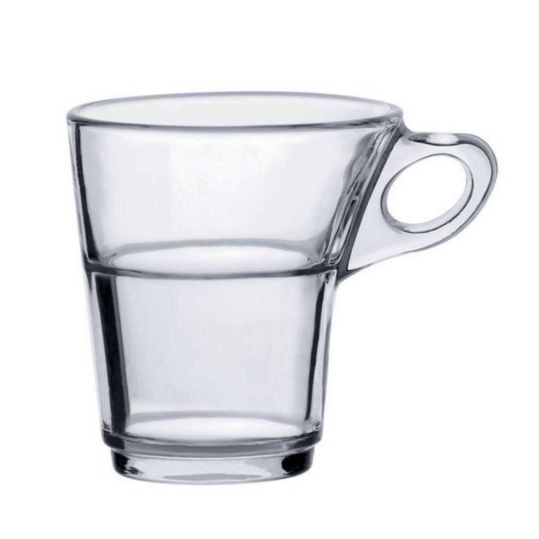 Hrnek skleněný Caprice 220 ml