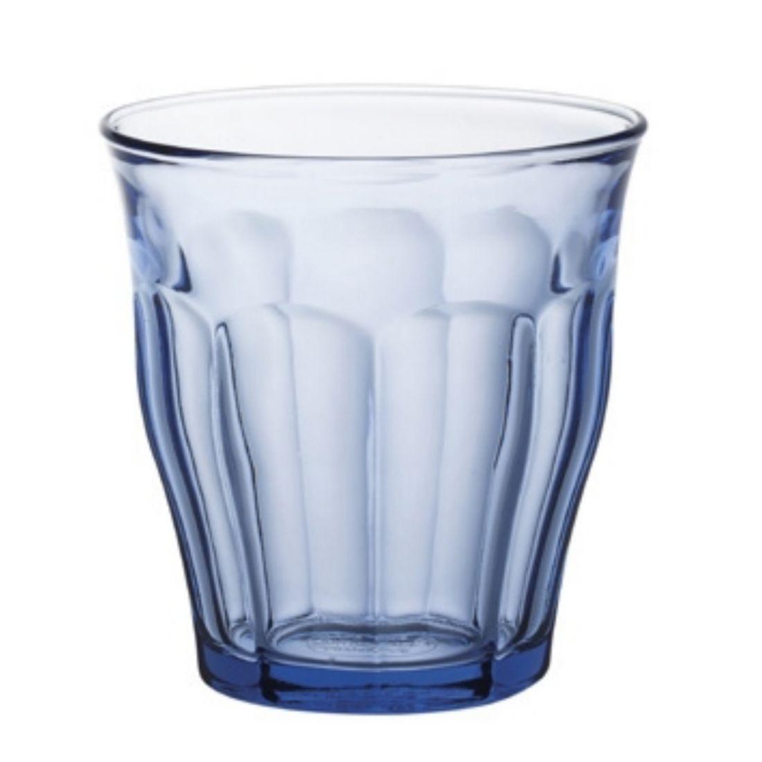 Sklenice Picardie 220 ml modrá