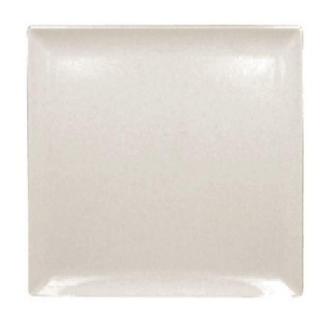 Nano talíř mělký - čtvercový 24,5 cm