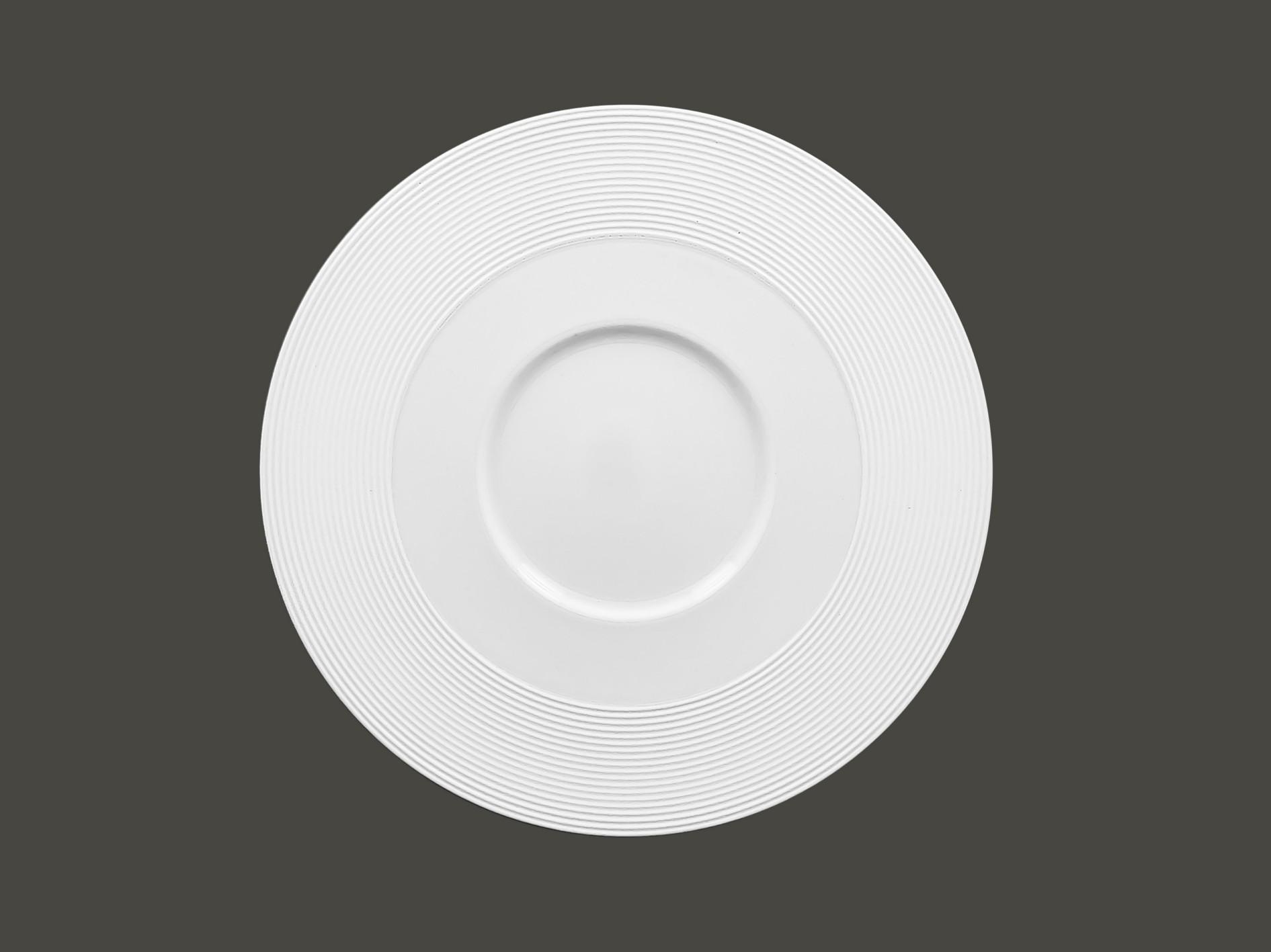 Gourmet mělký talíř Evolution