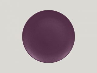 mělký coupe talíř - Plum Purple Neofusion mellow