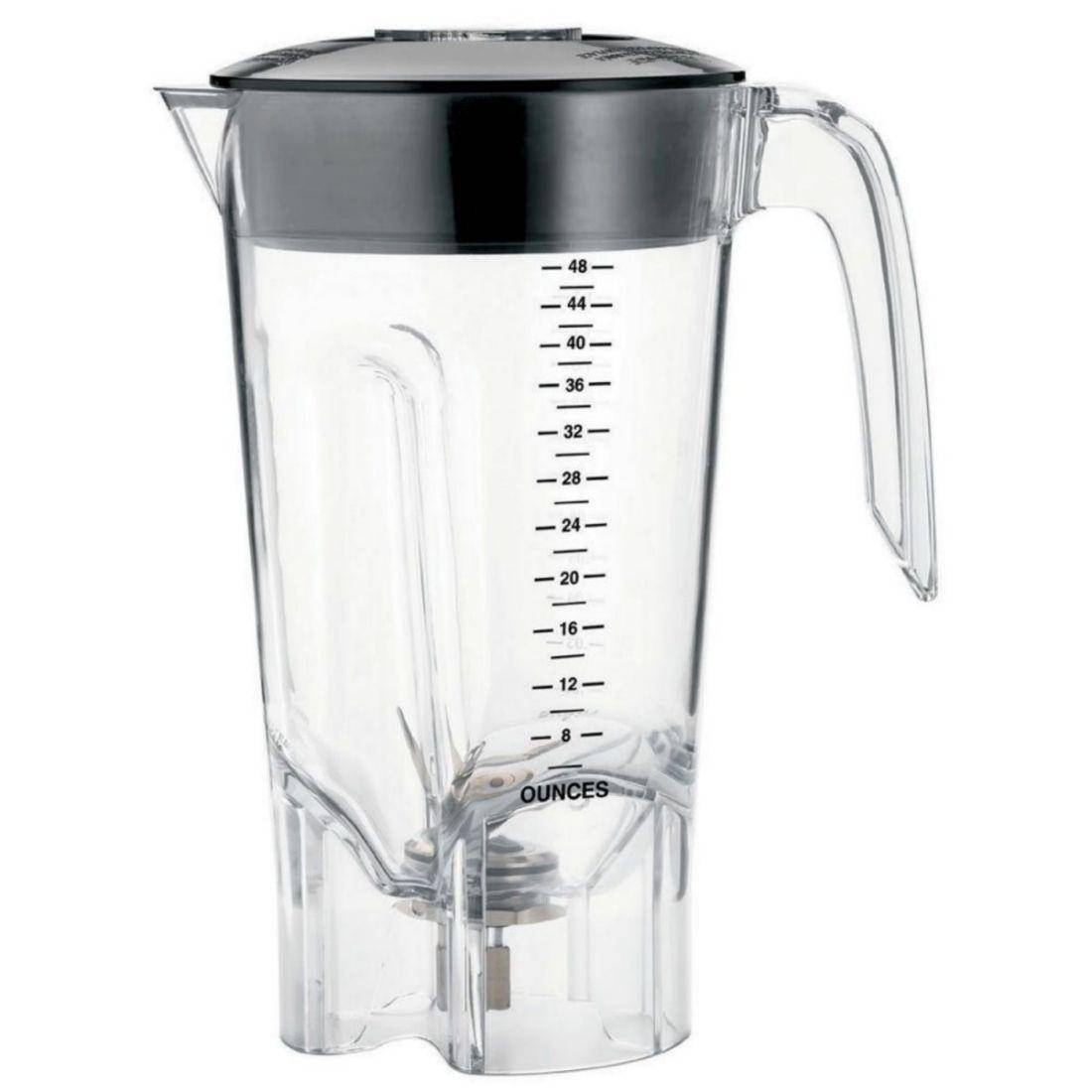Plastová nádoba 1,4 l