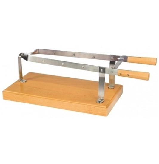 Držák na šunku dřevo