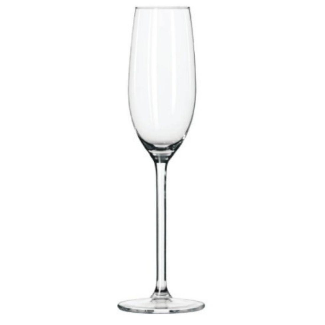 Allure sklenička na šampaňské 21 cl