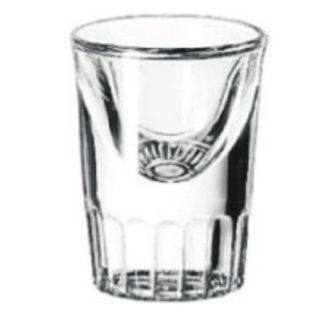 Whiskey sklenička na destilát a likér 3 cl