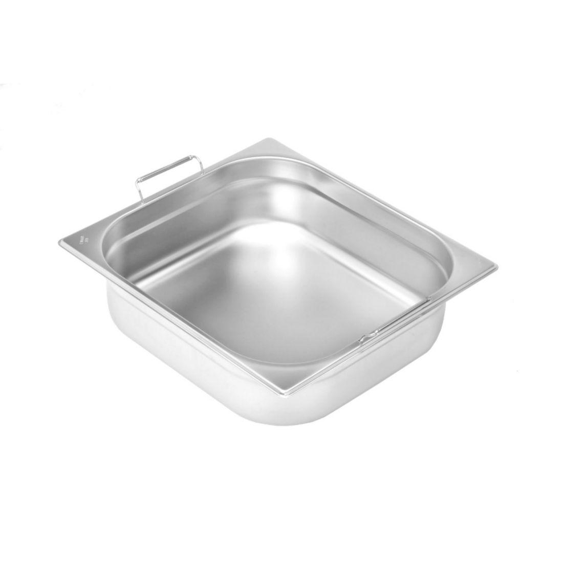 Gastronádoba Profi se sklápěcími úchyty GN 2/3 040 mm