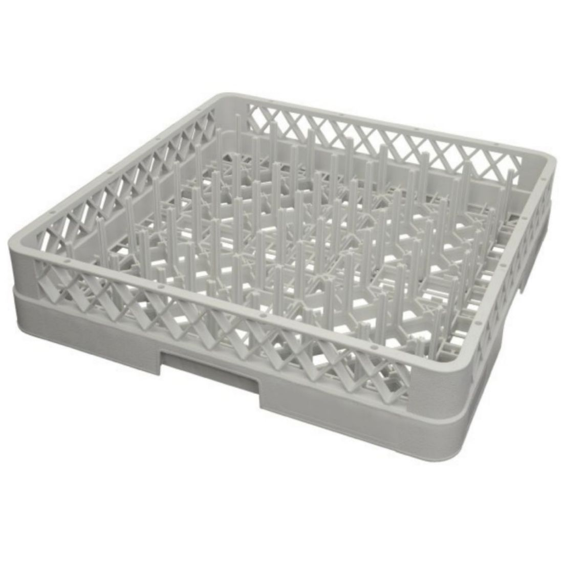 Koš do myčky na talíře 50x50x10,8 cm