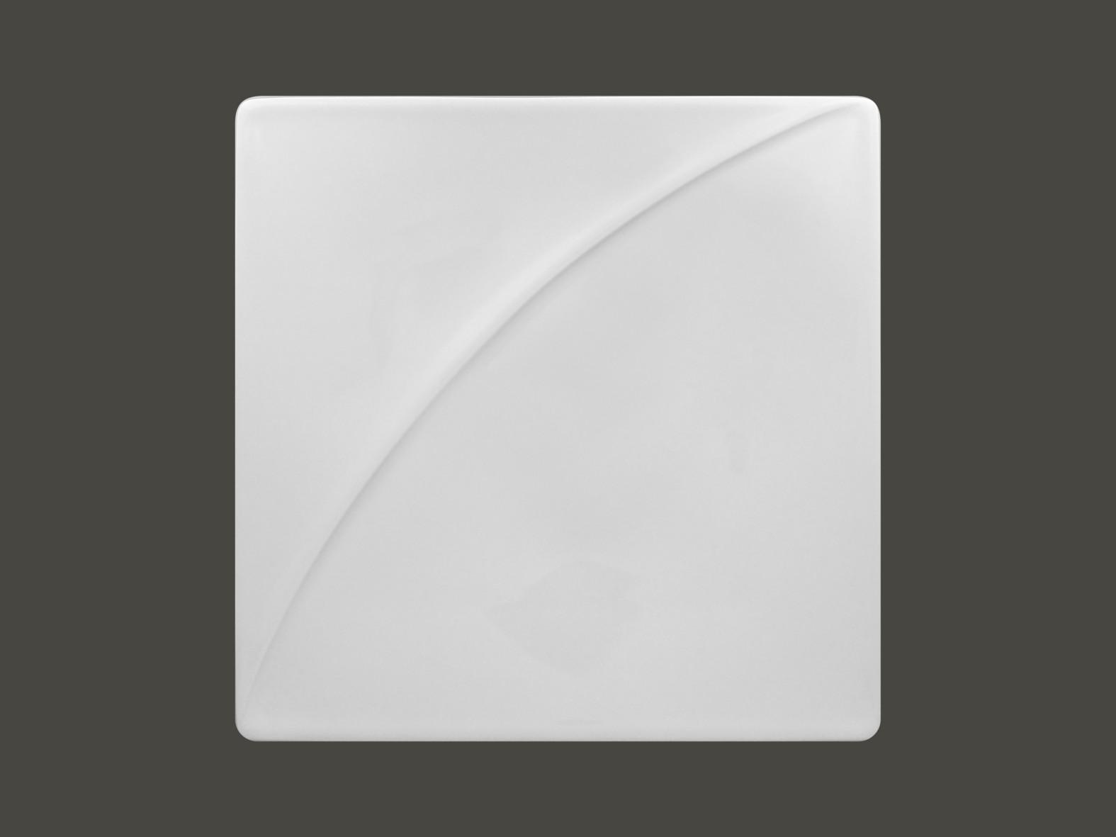 Moon talíř čtvercový 27×27 cm