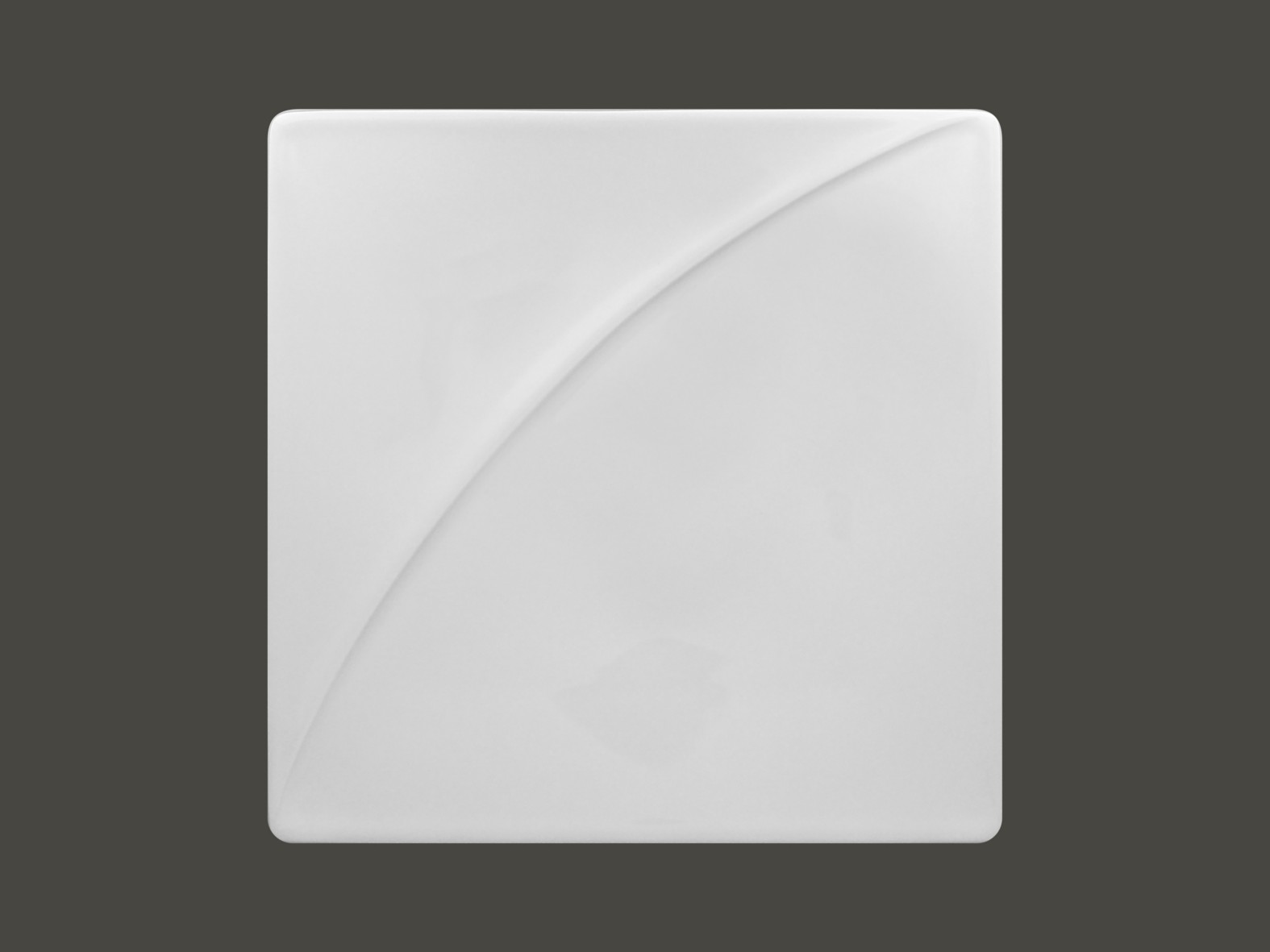 Moon talíř čtvercový 29×29 cm