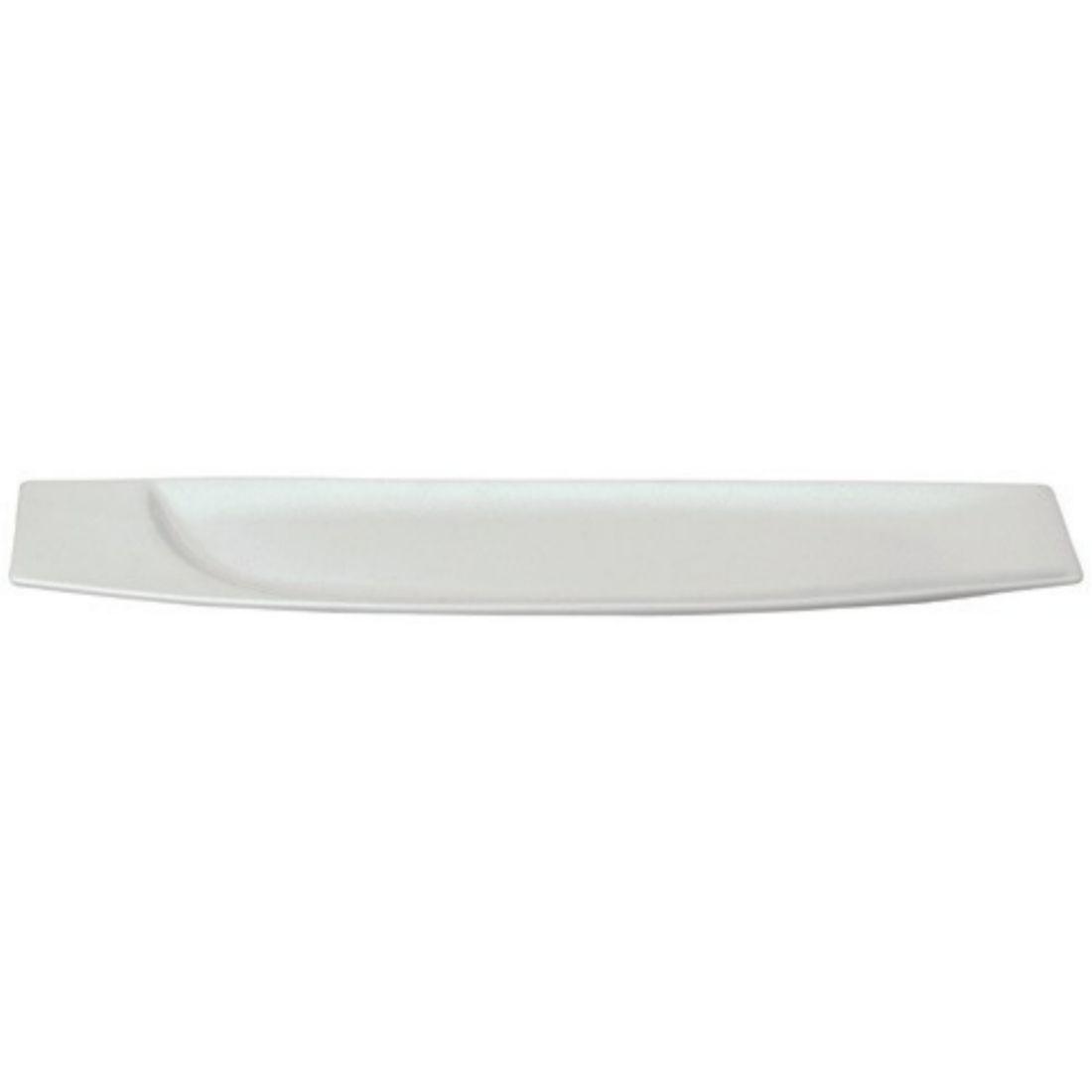 Mazza talíř obdélný  38 x 10,2 cm