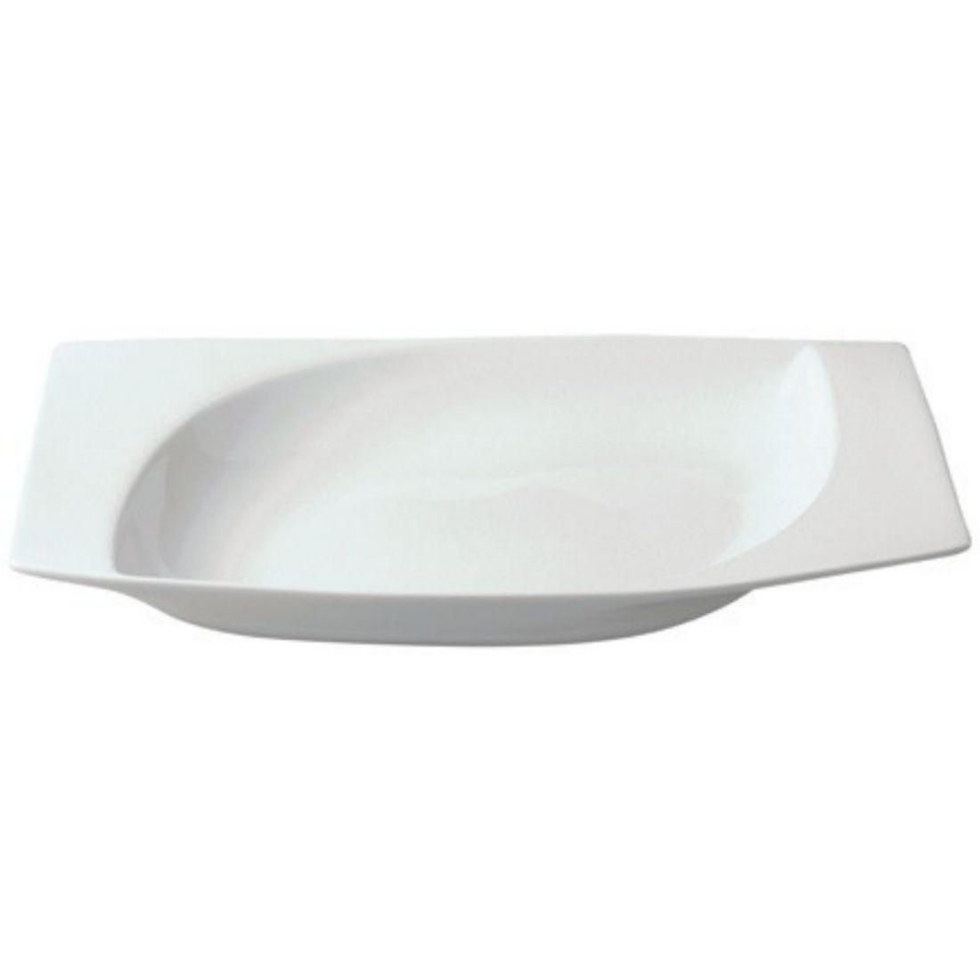 Mazza talíř hluboký obdélný 20 x 13 cm