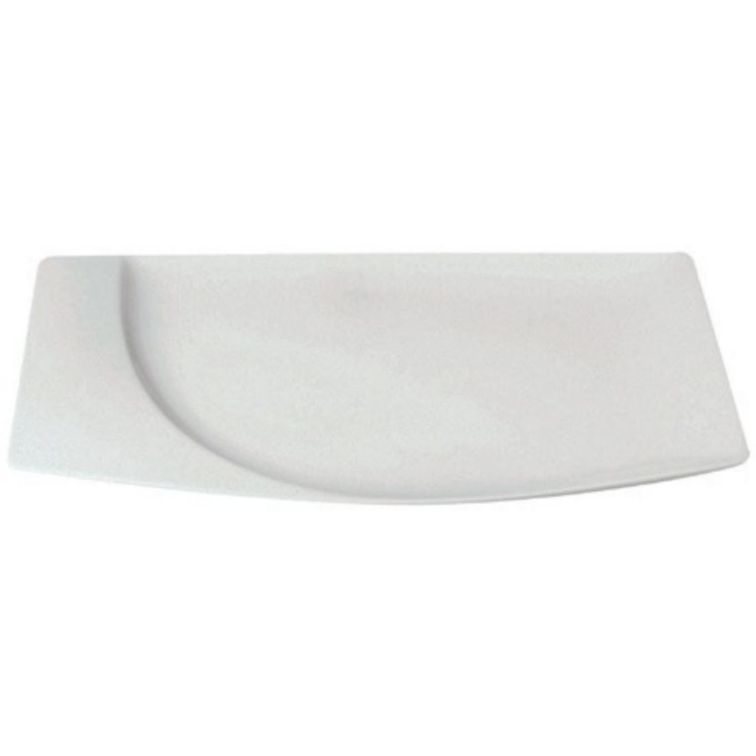 Talíř mělký obdélný 26 x 17 cm